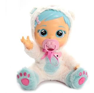 Cry Baby Kristal Muñeca Que Se Enferma