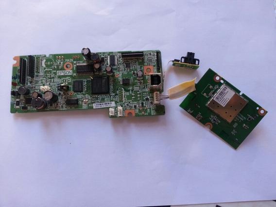 Placa Principal Da Impressora Epson Tx235w