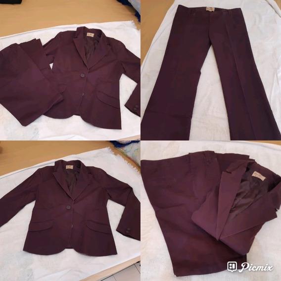 Conjunto Bershka De Dama Pantalon Y Blaiser