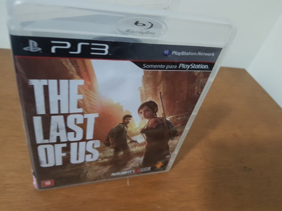 The Last Of Us Usado Original Ps3 Midia Física