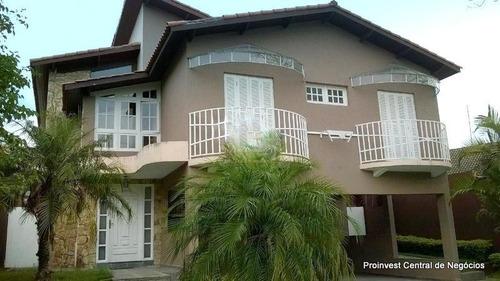 Casa  Residencial Para Venda E Locação, Granja Viana, São Paulo Ii, Cotia. - Ca13787