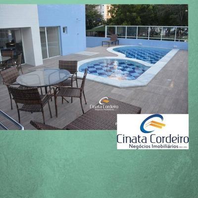 Apartamento Com 3 Dormitórios À Venda, 72 M² Por R$ 340.000 - Jardim Oceania - João Pessoa/pb - Ap2148