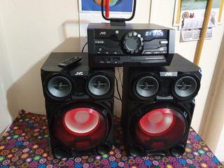 Equipo De Audio Jvc Mx- E426b