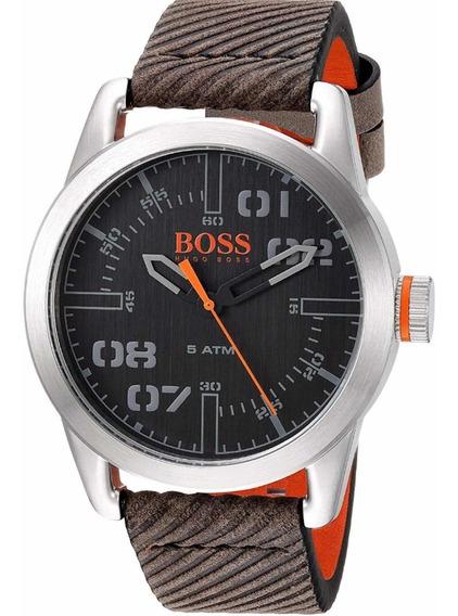 Relógio Hugo Boas Orange Oslo Mens Quartz Classico 1513417
