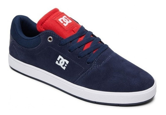 Zapatillas Dc Crisis Navy Red Hot (originales)