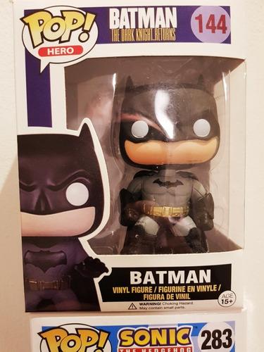 Funko Pop Batman #144 (replica Exacta)
