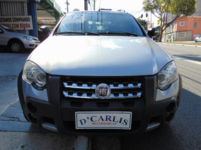 Fiat Strada Adventure Locker Cd 1.8 2011/2012 Flex 2p