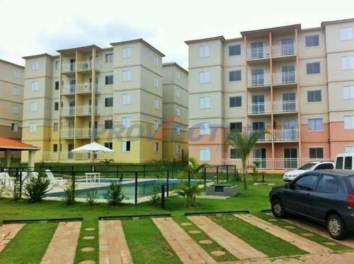 Apartamento À Venda Em Parque Euclides Miranda - Ap280728