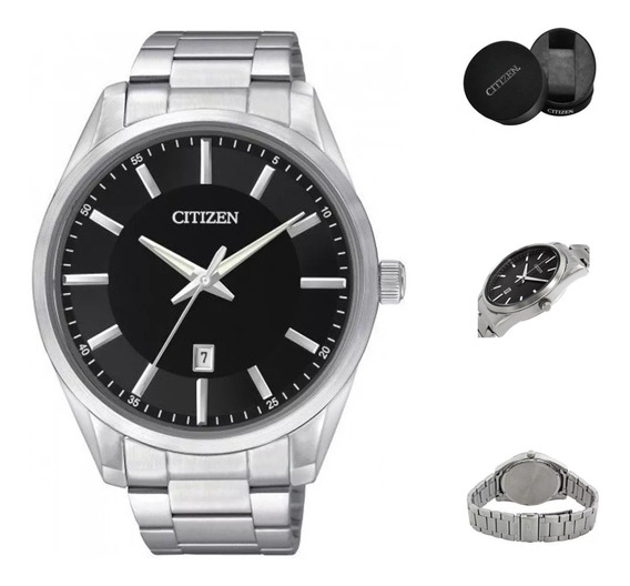 Reloj Citizen 60496 Bi1030-53e Hombre Acero Full