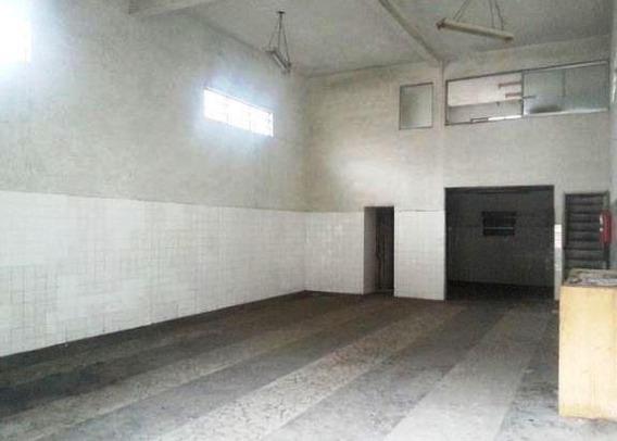 Galpão Em Chico De Paula, Santos/sp De 250m² À Venda Por R$ 620.000,00 - Ga220957