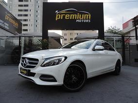 Mercedes-benz Classe C 200 2.0 Avantgarde Turbo 4p