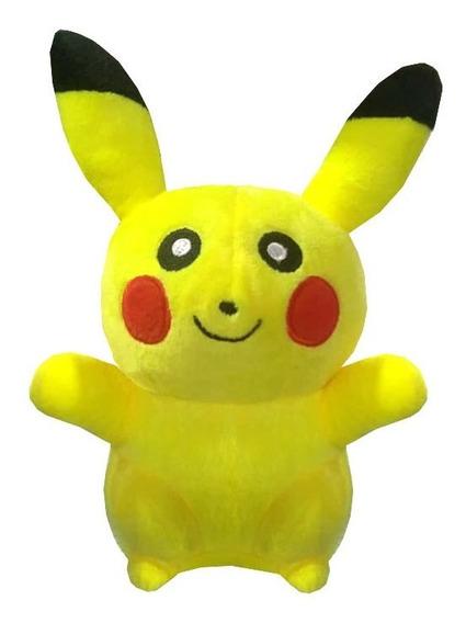 Pelucia Pokemon Go Pikachu Anti-alergico - P R O M O Ç Ã O