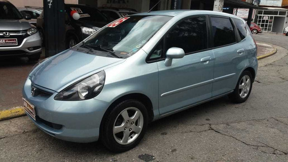 Fit 1.5 Ex 16v Gasolina 4p Manual 2005