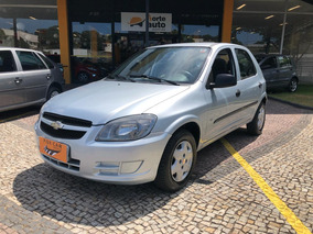 Celta 1.0 Ls Flex Power 5p 2012 Prata (2889)
