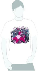 Camiseta Personalizada Gorila
