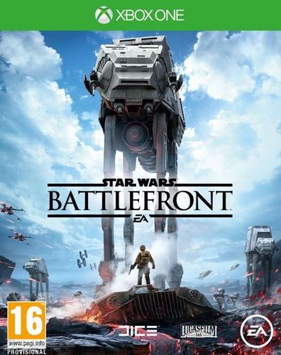 Imagen 1 de 2 de Star Wars Battlefront Ea Xbox One Físico