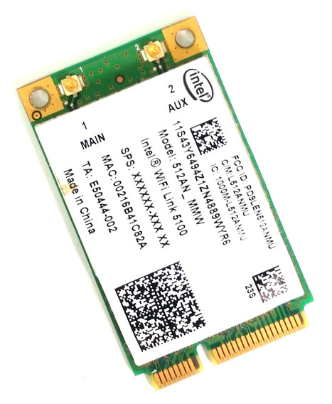 Placa Pci Wireless Lenovo Thinkpad T400 512an_mmw Hp Probook 4310s