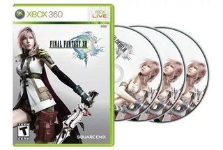 Final Fantasy Viii Xbox 360 - Usado