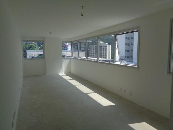 Sala Em Icaraí, Niterói/rj De 37m² À Venda Por R$ 460.000,00 - Sa214526
