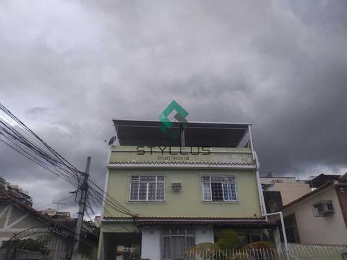 Apartamento-à Venda-todos Os Santos-rio De Janeiro - C22338