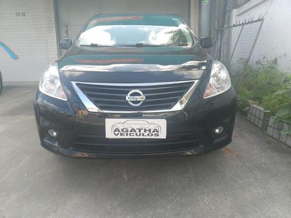 Nissan Versa Sl 1.6 Flexcompleto