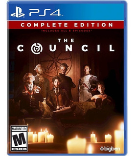 The Council Complete Edition - Playstation 4