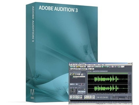 Adoobe Audition 3.0 + Waves 5.0