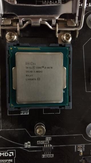 Kit I5 4670 + Gigabyte Z97x Gaming 3 + 8gb Memória Ddr3
