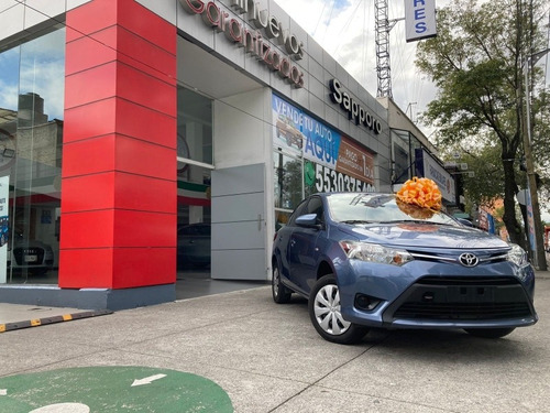 Imagen 1 de 15 de Toyota Yaris 2017 1.5 Core At Sedan Cvt