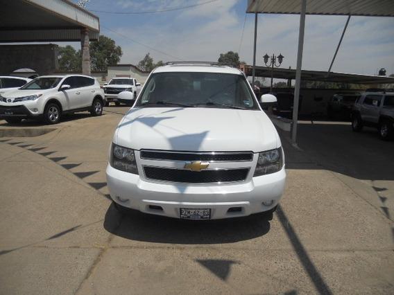 Chevrolet Suburban 2013 5.3 Lt Piel Plus 4x4 Mt