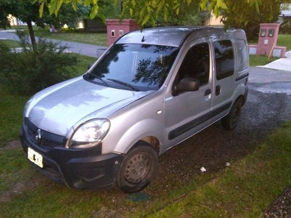 Renault Kangoo 1.6 2pl Da Aa Cd5 Asc. Gnc 2014