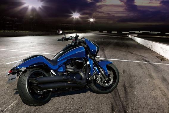 Boulevard M1800 0km - Harley Davidson Fatboy - Road King (a)
