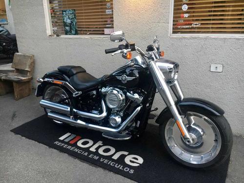 Imagem 1 de 11 de Harley Davidson Fatboy