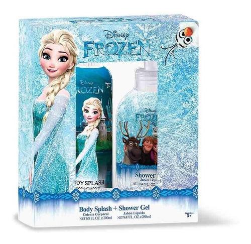 Imagen 1 de 1 de Disney Frozen Body Splash + Shower Gel