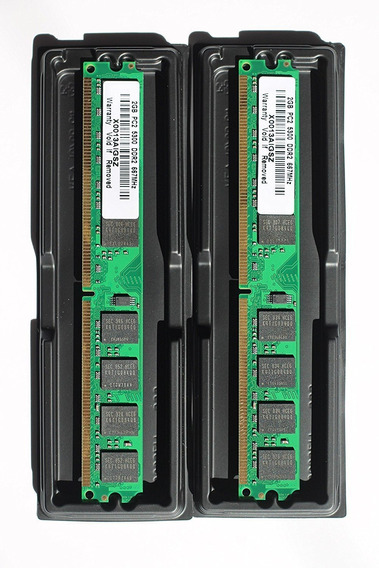 Memoria Ram 2gb Ddr2 667mhz Pc2-5300 Madfortune