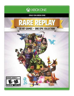 Juego Rare Replay Xbox One Fisico Sellado