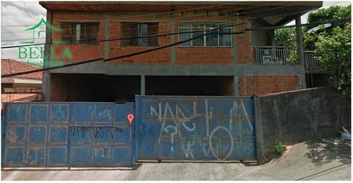 Galpão Comercial Para Locação, Parque São Domingos, São Paulo. - Ga0021