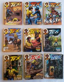 Tex Edição De Ouro 9 Gibis De Faroeste Historia Completa