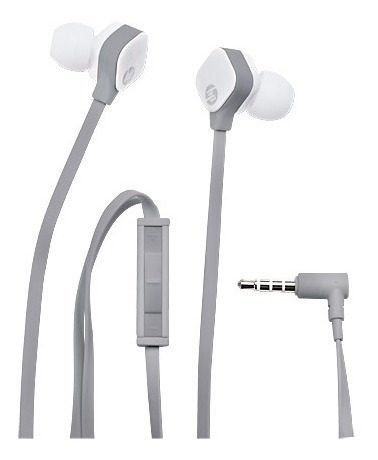 Fone Headset Intra-auricular Hp H2310 * J8h43aa * Branco *