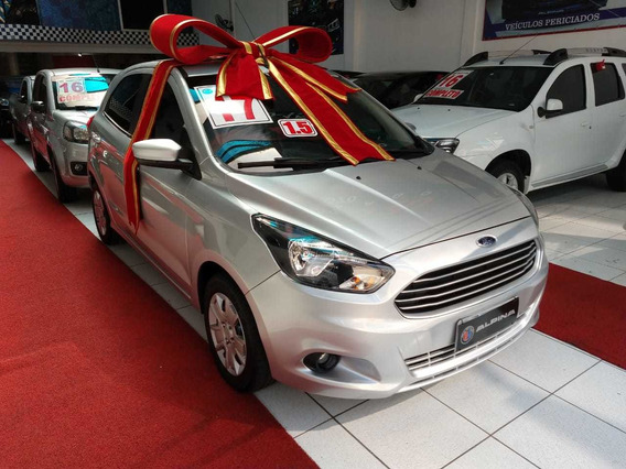 Ford Ka Se 1.5 Completo 99taxi Uber