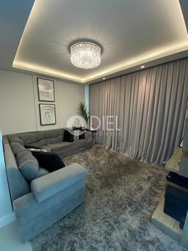 Apartamento Mobiliado Com 3 Suítes 2 Vagas  - 2513