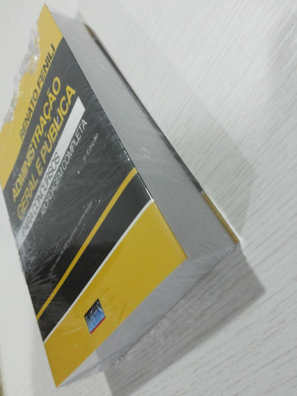 Administração Geral E Pública Renato Felini 3 Edição