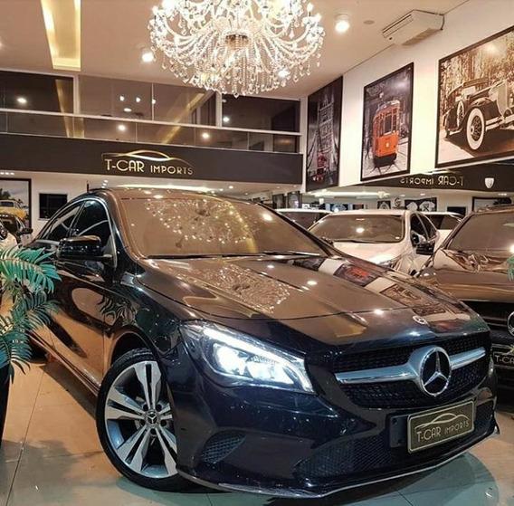 Mercedes-benz Cla 200 2018 1.6 Cgi Flex 7g-dct