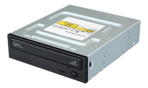Imagen 1 de 3 de Quemador Dvd Cd Sata Samsung Sh-222ab Negro Nuevo