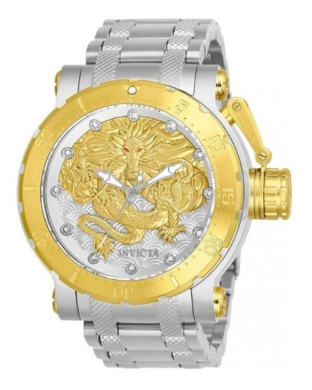 Relógio Invicta Forces Dragon 26508 Automático Original Usa