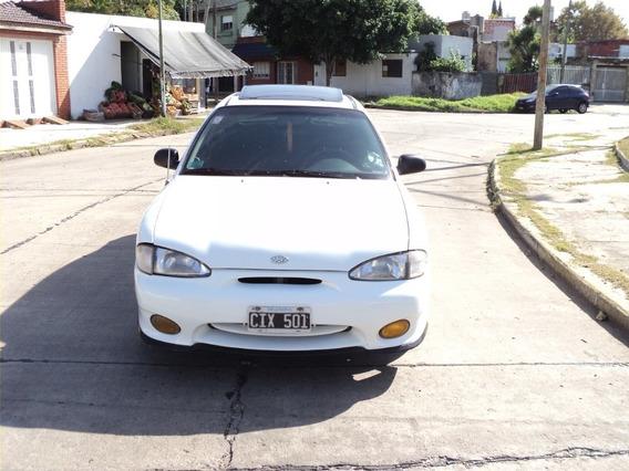 Hyundai Accent 1.5 Gt 3dr 1999 Con Gnc Impecable 1 Dueño