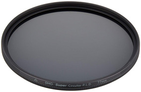 Filtro Polarizador Circular 77mm Marumi Japão - Top