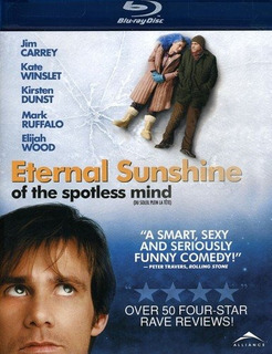 Blu-ray : Eternal Sunshine Of The Spotless Mind (widescr...
