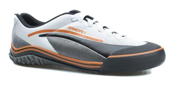 Tênis Randall Futsal Sintético Atlanta Branco Rdl1123
