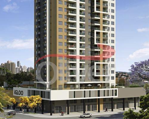 Imagem 1 de 30 de Igloo, Apartamento 1 Dormitorio, 1 Vaga De Garagem, Vila Izabel, Curitiba, Parana - Ap00280 - 32978827